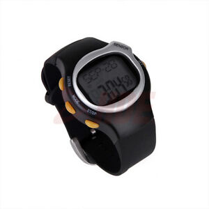 Pulse-Heart-Rate-Monitor-Calories-Counter-Fitness-Watch-Brand-New-LED