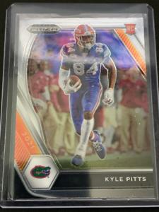 Kyle Pitts - 2021 Panini Prizm Draft Picks - Base Rookie #108
