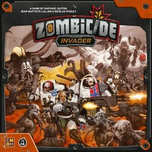 Zombicide-Invader-Cool-Mini-Or-Not-Brand-New-Sealed-Board-Game