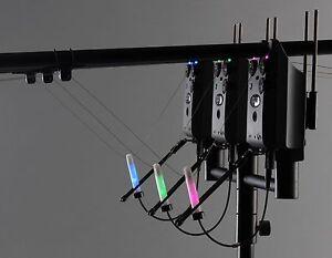 Delkim-Slimlite-Indicator-Set-x3-All-Colours-Available-NEW-Carp-Fishing