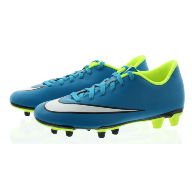 sneakers for cheap d3930 d21b2 Nike 658575 Womens Mercurial Vortex 2 Firm Ground Soccer Low Cleat Cleats  Shoes
