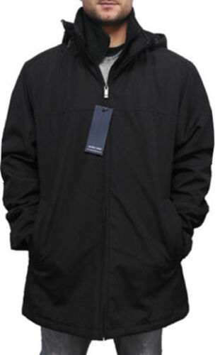 Weatherproof Men/'s Ultra Tech Veste Noir