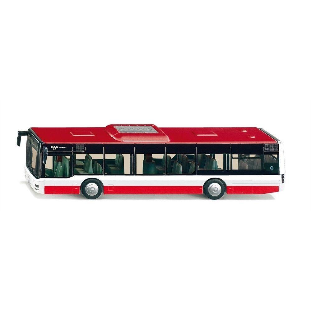 1 50 Man Lion's City Bus - Die-Cast Vehicle - Siku 3734