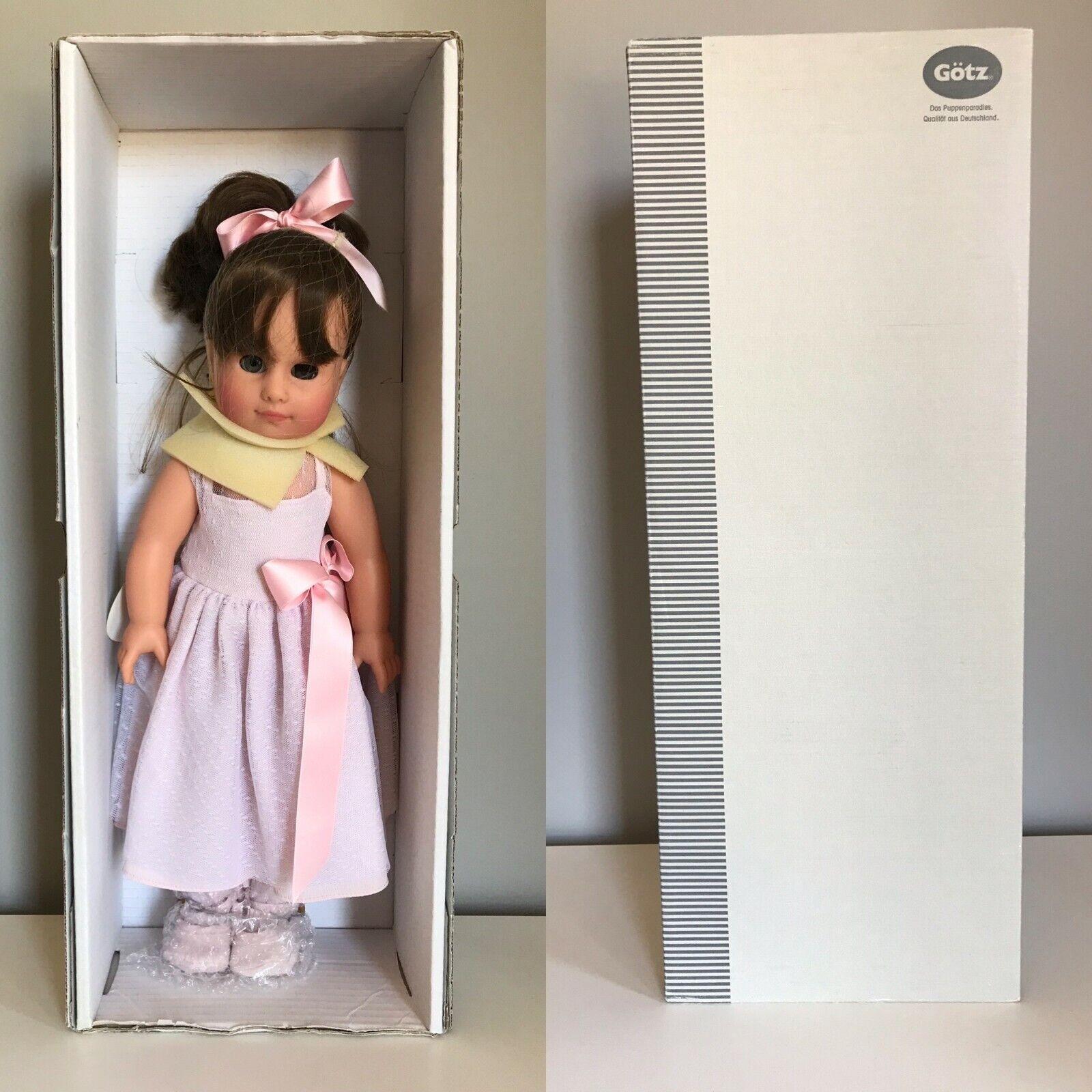 "Pottery Barn Kids Girls Gotz MINI ME DOLL 6.5/"" ASHLEIGH BLONDE VHTF NEW IN BOX"