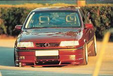 JMS Racelook Frontspoilerlippe für Opel Vectra A mit 2000-er Schürze