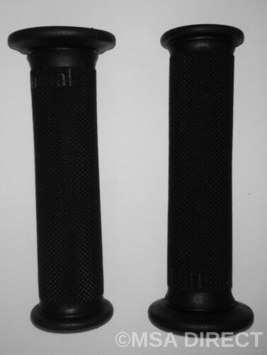 Kawasaki KLE650 Versys Renthal Road Race Grips Full Diamond Firm Compound (G149)