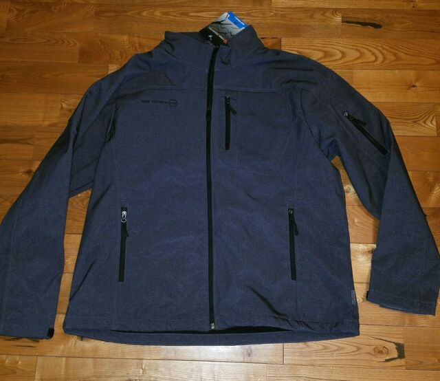 NWT Free Country Men/'s Soft Shell Lightweight Warm Jacket 4 Color M-2XL MSRP$100
