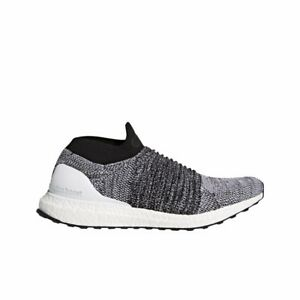 46f9d8d48fac6 Image is loading Adidas-UltraBOOST-Laceless-Running-White-Core-Black-Men-