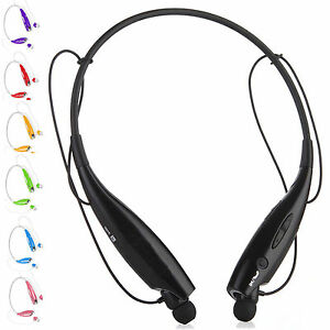 b92215313e8 Image is loading Bluetooth-Wireless-Headset-Stereo-Headphone-Earphone-Sport -Handfree-