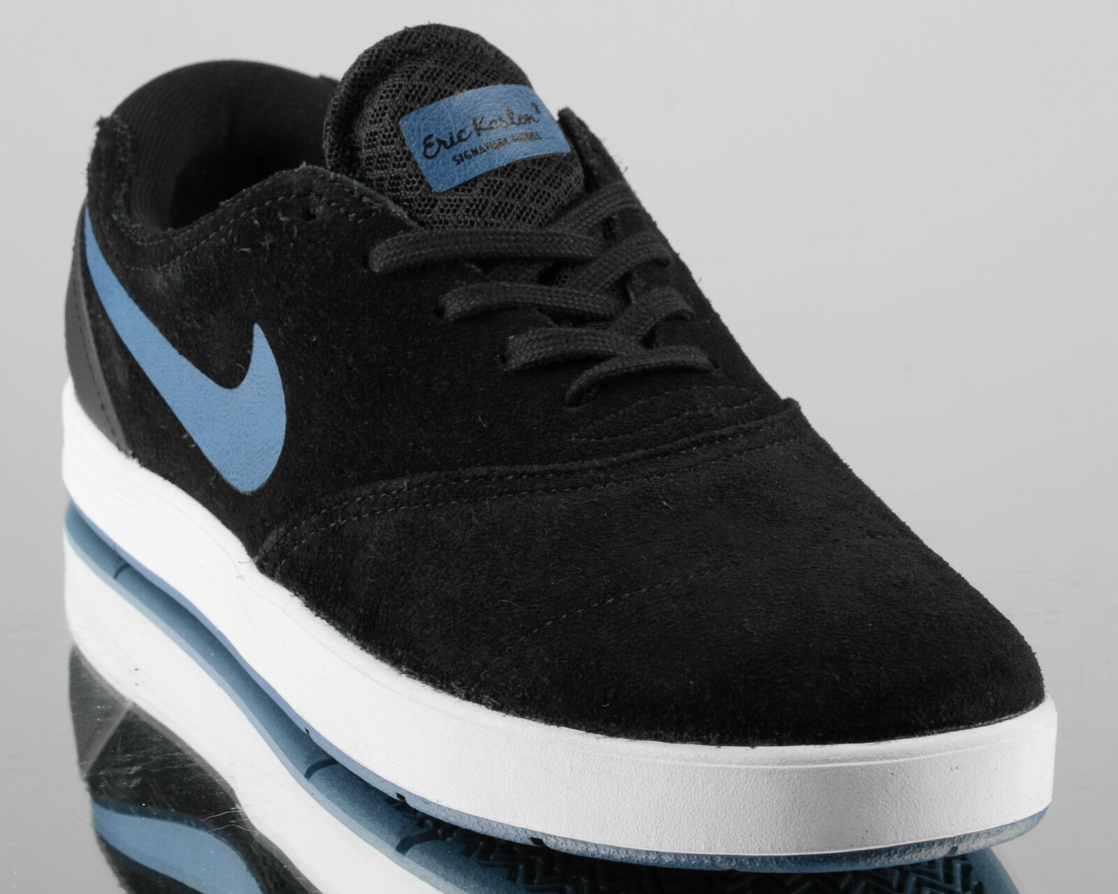 Nike Eric Koston 2 low low low mens lifestyle lunar schuhe action sports schwarz 580418-007 a798f0