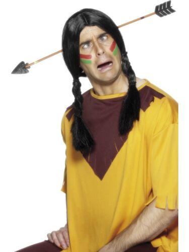 ARROW attraverso la testa adulto Unisex Smiffys Costume Costume Cappello