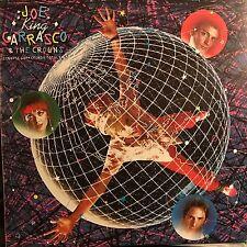JOE KING CARRASCO & THE CROWNS • Synapse Gap • VINILE LP • 1982 MCA