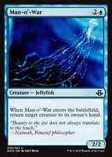Man-o'-War  NM  x4  Duel Decks: Elspeth Vs. Kiora MTG Blue  Common