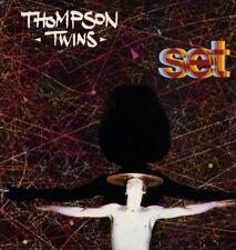 *NEW* CD Album Thompson Twins - Set (Mini LP Style Card Case)