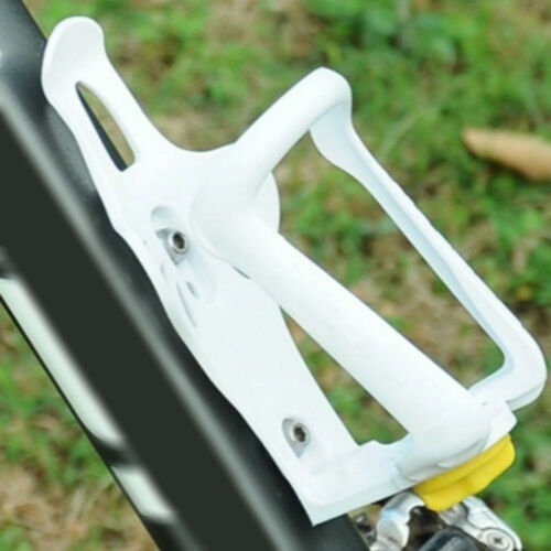 EG/_ MTB BICYCLE BIKE CYCLING WATER BOTTLE HOLDER RESIN CAGE BOTTLE CAGE RACK GRO