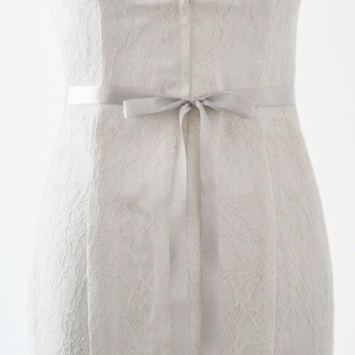 Handmade Flower Crystal Alloy Chain Bridal Sash Rhinestone Wedding Dress Belt