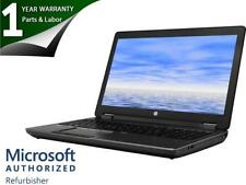 HP ZBook 15 Mobile Workstation i7 4th Gen 4700MQ (2.40 GHz) 16GB