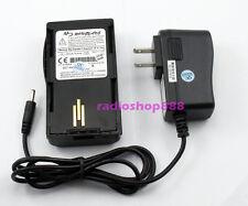 Li-ion 2.7Ah NTN7394CR NTN7395 NTN7396 Battery + Charger fr MOTOROLA VISAR Radio