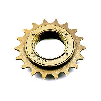 Piñon singlespeed city BMX freestyle fixie fixed 14 dientes bici bicicleta