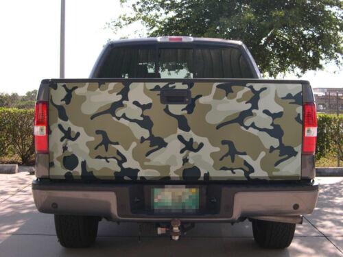 Desert camouflage VVIVID8 car boat vinyl wrap 13ftx5ft 3MIL self adhesive 3MIL