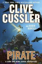 A Sam and Remi Fargo Adventure: Pirate 8 by Clive Cussler and Robin Burcell (2016, Hardcover)