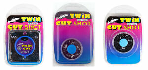 6-Compartment Line weights shots  1503 MIDDY Fishing  Twin Cut  Shot Dispenser