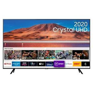 "SAMSUNG UE65TU7000KXXU 65""Inch 4K Ultra HD HDR Smart TV WiFi Netflix Prime"