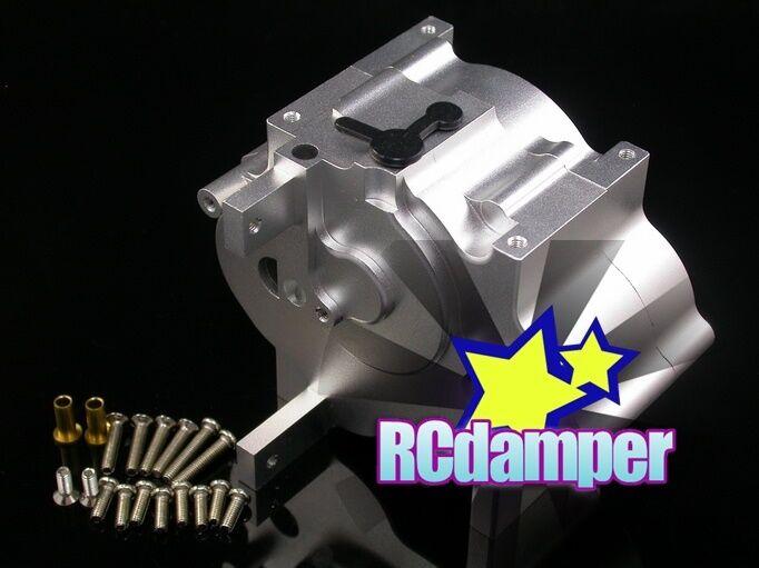 Centro De Aluminio Caja de engranaje principal S HPI SAVAGE 21 25 SS 3.5 4.6 KFX 700 montaje 85046