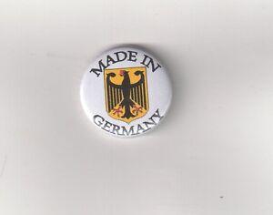 MADE-IN-GERMANY-Nr-3-034-BUTTON-034-DEUTSCHLAND-PATRIOT-HEIMAT-STOLZ-ADLER-WAPPEN