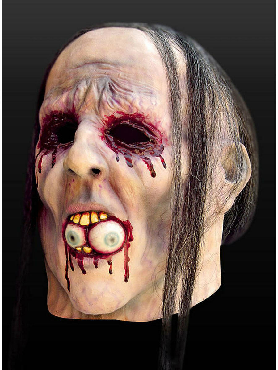 Leichenfresser Maske Latex Halloween Horror Grusel Tod | Neuer Eintrag  | Kaufen Sie beruhigt und glücklich spielen