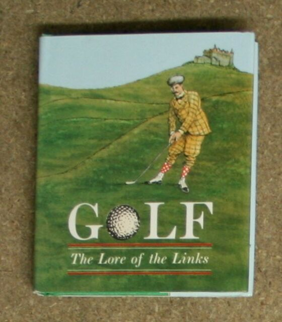 Lore of the Links (Little Books), Celsi, Teresa, Very Good Book