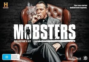 Mobsters-Collector-039-s-Set-DVD-NEW-Region-4-Australia