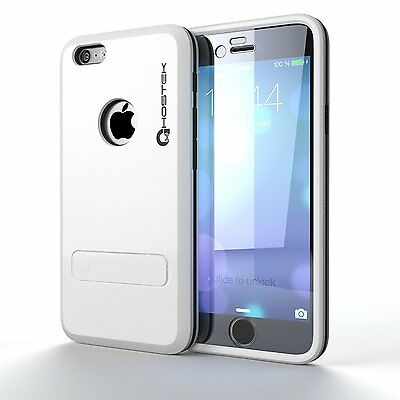 iPhone 6 Plus Case   Ghostek BULLET Slim Premium Shockproof Armor Impact Hybrid