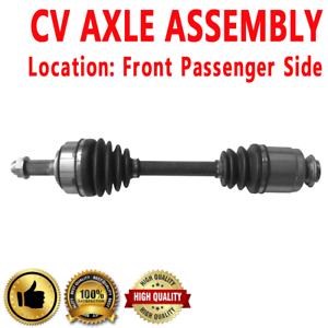 1x Front Passenger Side CV Axle Shaft For ACURA TSX 04-08