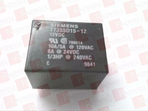 SIEMENS T73S5D15-12 T73S5D1512 NEW NO BOX