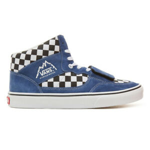 6922c3d53c Image is loading Vans-Checkerboard-Mountain-Edition-Sneakers-Shoes -Blue-VN0A3TKG35U-