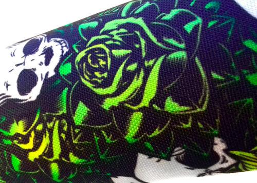 Green Skull Shock Covers Honda TRX 250 TRX 300 TRX 400 EX TRX400 X Set of 3