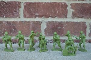 WWII-US-Infantry-Headquarters-Section-60MM-Expeditionary-Force-Toy-Soldier
