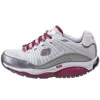 Skechers Womens Shape Ups Kinetix Response Fashion Sneaker 12340/wspk