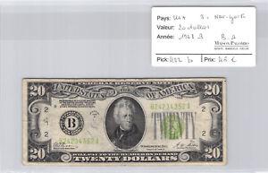 USA-Etats-Unis-20-Dollars-1928-B-New-York-B24234352A-Pick-422-b