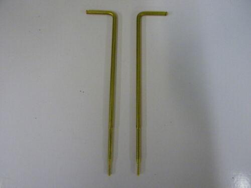 Edelbrock Performer Carter AFB AVS Metering Rods Size .075 x .047 Sold in Pair