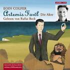 Colfer, E: Artemis Fowl / Akte 3 CDs (2009)
