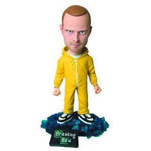 Jesse-Pinkman-Breaking-Bad-Hazmat-Suit-Bobble-Head-Wackelkopf-Figur-Mezco