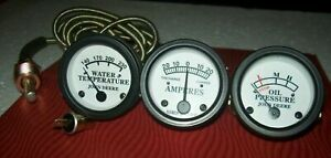 Tractor-Oil-Pressure-Ammeter-Temperature-Gauge-Set-Replacement-for-John-Deere