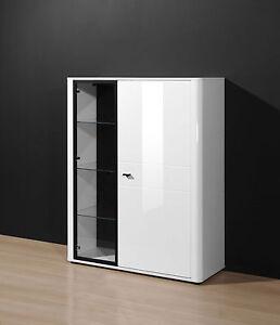 stand h ngevitrine schrank vitrine wohnzimmer mod v750. Black Bedroom Furniture Sets. Home Design Ideas