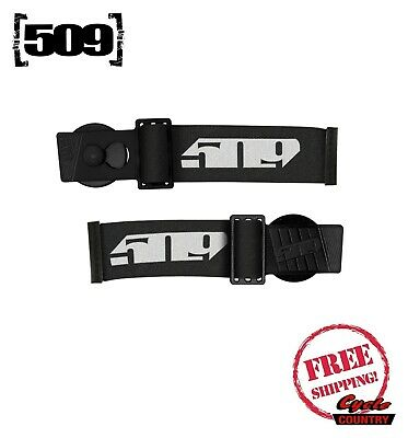 509 Short Straps for Sinister X6 Goggles