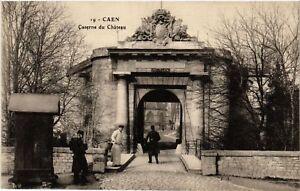 CPA-Caen-Caserne-du-Chateau-515841