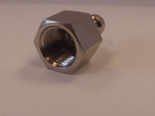 Rectus 21 Type Nipple Female Bsp thread,Water Fed Pole Tail Fitting Microbore 21