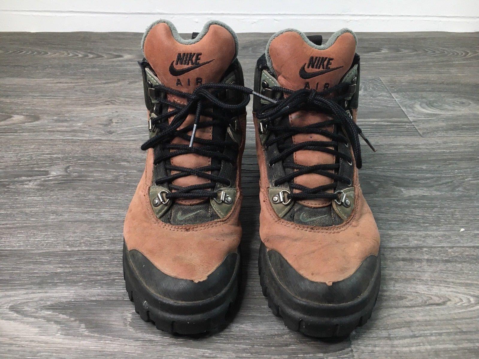 Nike anfibi 1994 si ripropone di novanta pelle pista all'aperto di pelle novanta cuoio taglia 8,5 scarpe Uomo 6bcf5a