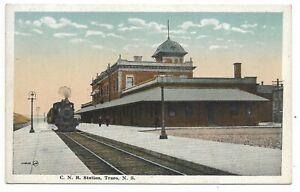 TRURO-NOVA-SCOTIA-C-N-R-Train-Station-Publisher-Valentine-amp-Sons